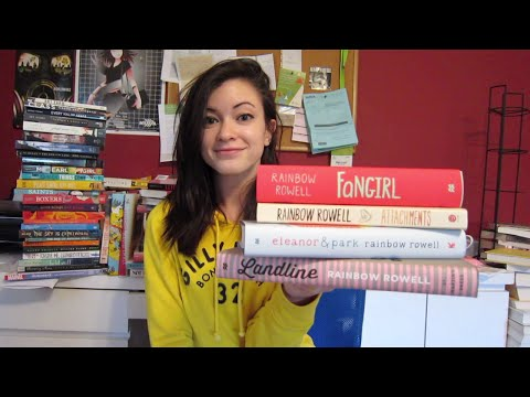 AUTHOR DISCUSSIONS: Rainbow Rowell!