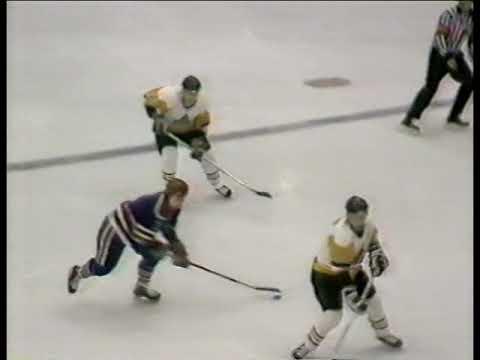 1989-12-03 Tri-City Americans Vs Victoria Cougars
