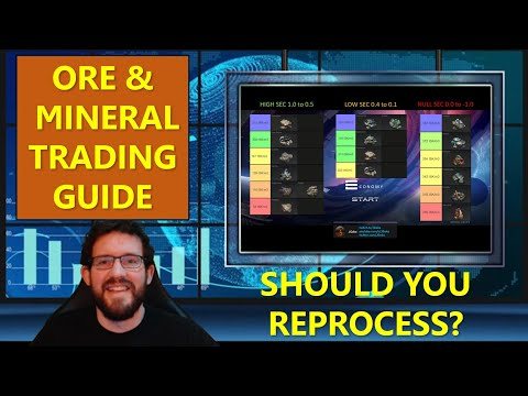 Ore & Minerals Trading Guide for Mining - EVE Echoes Economy