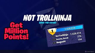 Get MILLION POINTS in DOWNTOWN LTM (100% win) Fortnite glitches season 9 PS4/Xbox