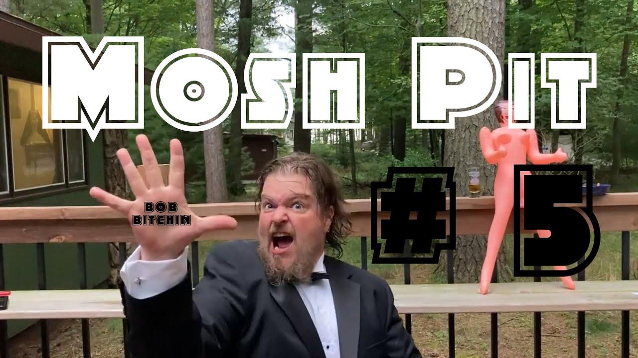 Mosh Pit # 5 - #SMGOldiesButBaddies