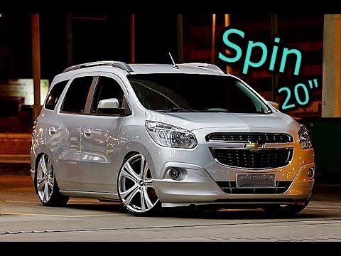 Chevrolet Spin aro 20
