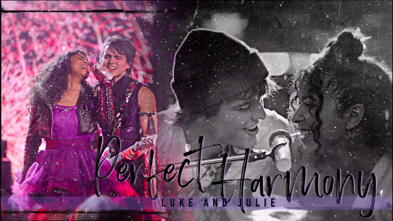 luke & julie | perfect harmony [julie and the phantoms]