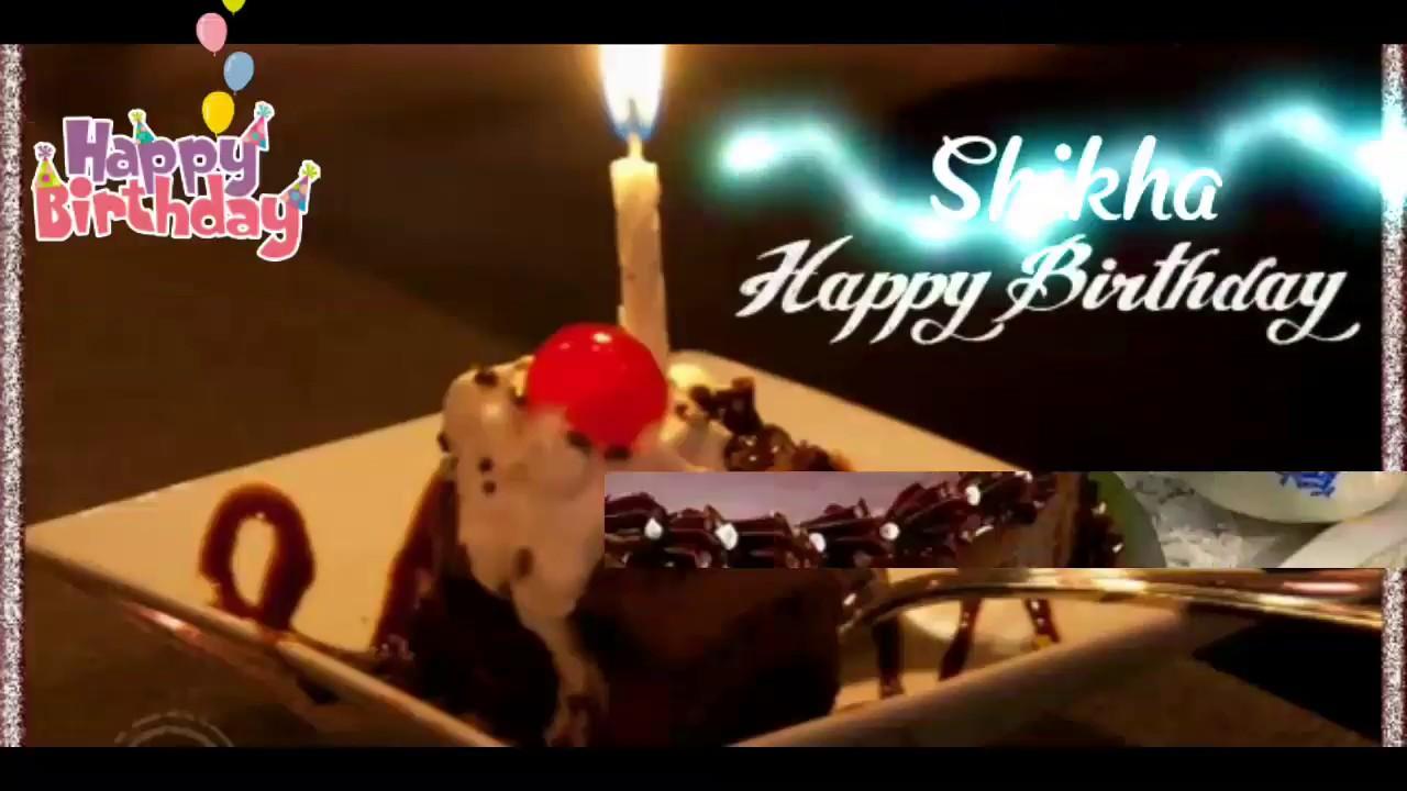 Happy Birthday Shikha