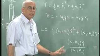 Mod-01 Lec-07 Lagrangian formalism thumbnail
