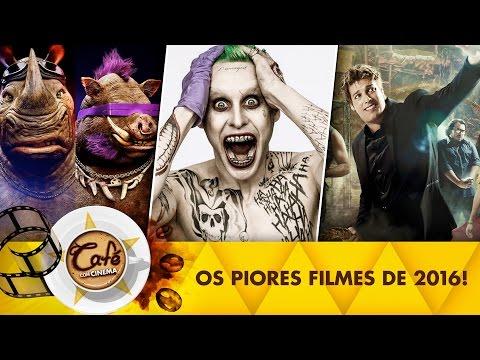 Os Piores Filmes do Ano [Café com Cinema | PODCAST]