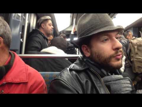Paris metro music