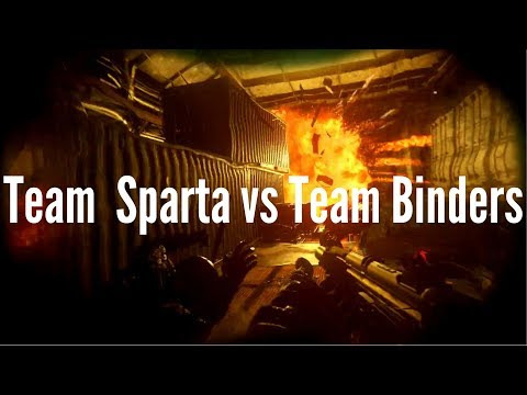 Team Sparta vs Team Binders - Genetic Gaming Ramadan Tournament.