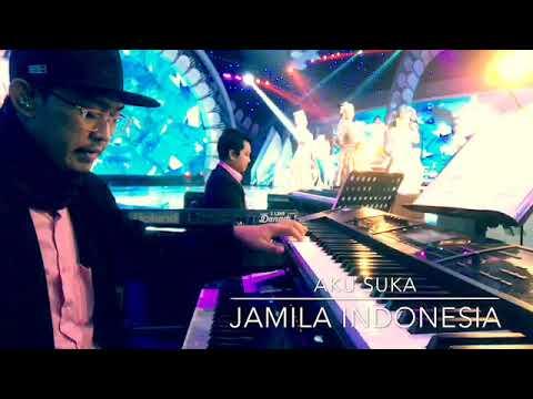 Jamila Indonesia Top 20 Show DA Asia 4