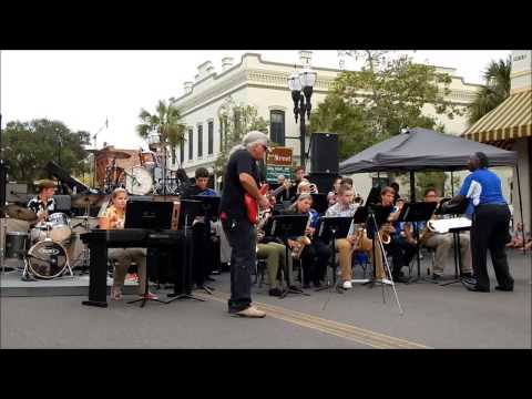 Roger 'Hurricane' Wilson & Fernandina Beach High School Band