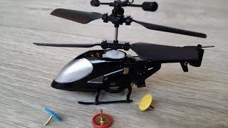 Мій маленький вертоліт Nano у світі (і 23 аварії з ним...)