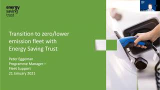 Click here to play the Transition to zero/lower emission fleet video