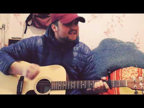 Душевная песня под гитару - Не плачь