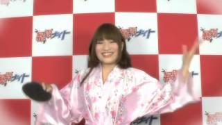 """""""ピー""""ガールズ「中村泉貴」の自己紹介。 http://www.tv-tokyo.co.jp/of..."""