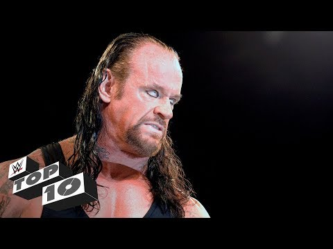 The Undertaker's most extreme moments: WWE Top 10, July 13, 2019