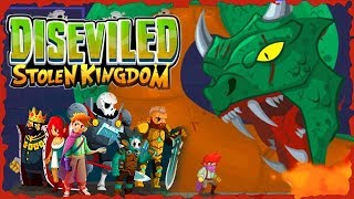 Diseviled 3 Stolen Kingdom Full Game Walkthrough All Levels