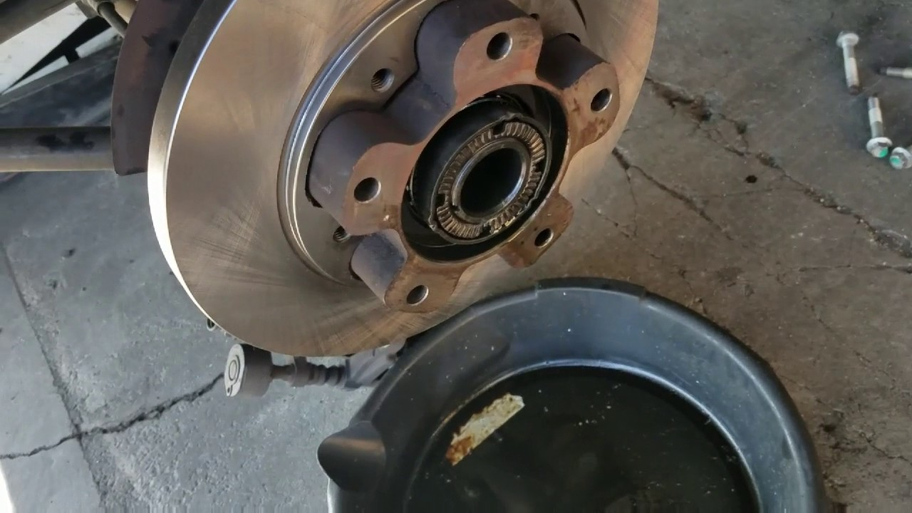 2015 ford transit 350 rear brakes