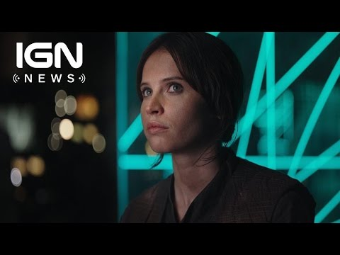 Star Wars: Rogue One Not Expected to Match Force Awakens Box Office - IGN News