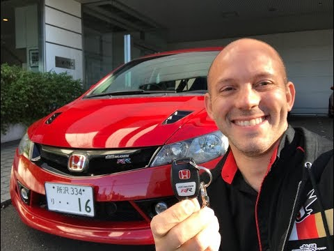 My Visit To Mugen Headquarters In Japan & Hondas You Have Never Seen Before