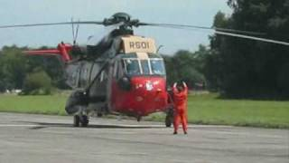 First Belgian Seaking retired