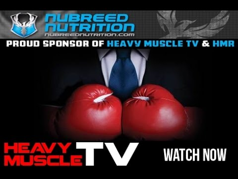Heavy Muscle TV Live Episode #81 Long Island Boxing Plus Teddy Neptune Live!