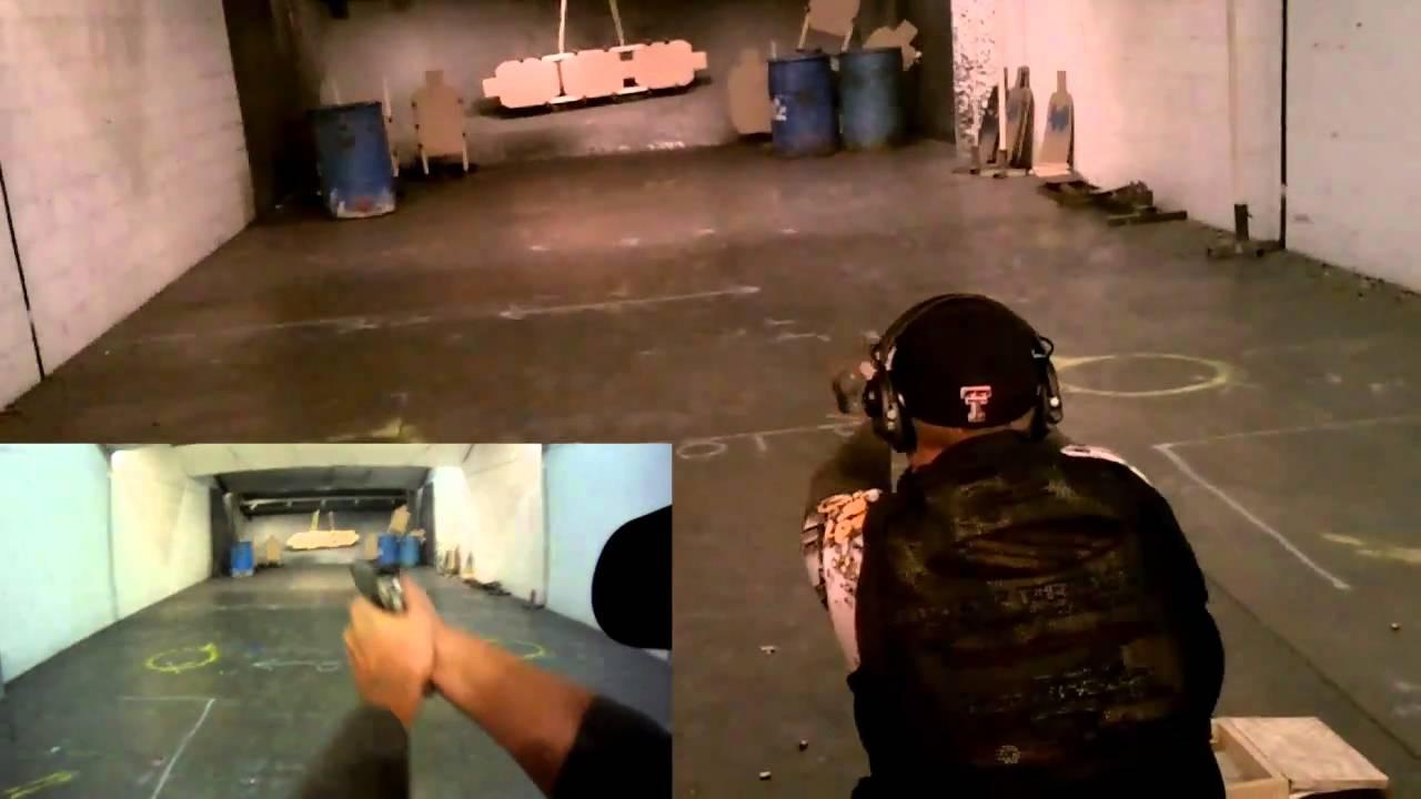Shooting range lubbock texas