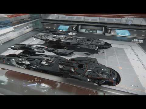 Star Citizen - Roberts Space Industries Constellation Aquila Tour (3.0)