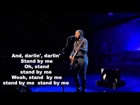 STAND BY ME - TRACY CHAPMAN -Legendado