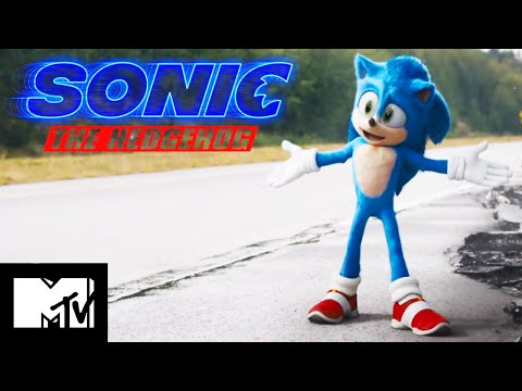 Sonic The Hedgehog - New Official Trailer | MTV Movies
