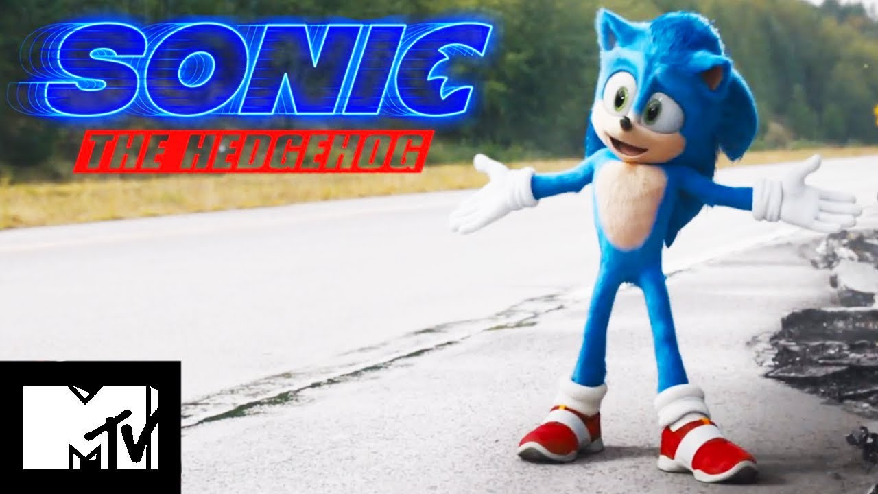 Sonic the Hedgehog looks good in the new movie trailer because ...