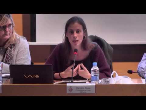 Consell de Districte de Nou Barris. Sessió plenària de 15/12/2016