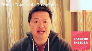 Tom's Take - Last week's Ads Guidelines Updates thumbnail