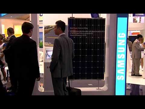 Intersolar Europe 2011: The world's largest exhibition for the solar industry
