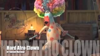 Madagascar 3 Afro Circus Hard Remix