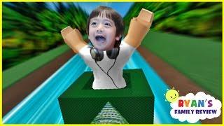 Ryan ve Baba Oyun Gecesi! Oynayalım Roblox Kutusu Ryan Ailesinin İnceleme ile aşağı Kaydırın!