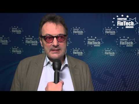Interview Pascal Bouvier Santander Innoventures at European FinTech Awards & Conference 2016