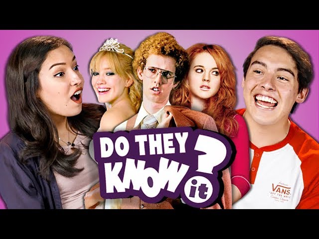 do-teens-know-2000s-teen-movies-react-do-they-know-it