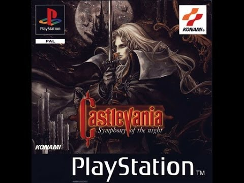Castlevania Symphony of the Night Soundtrack