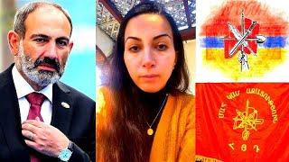 Իրանահայ աղջկա  կոչը  Իրանում դաշնակներին , և իրենց կեղտոտ խաղերի մասին...