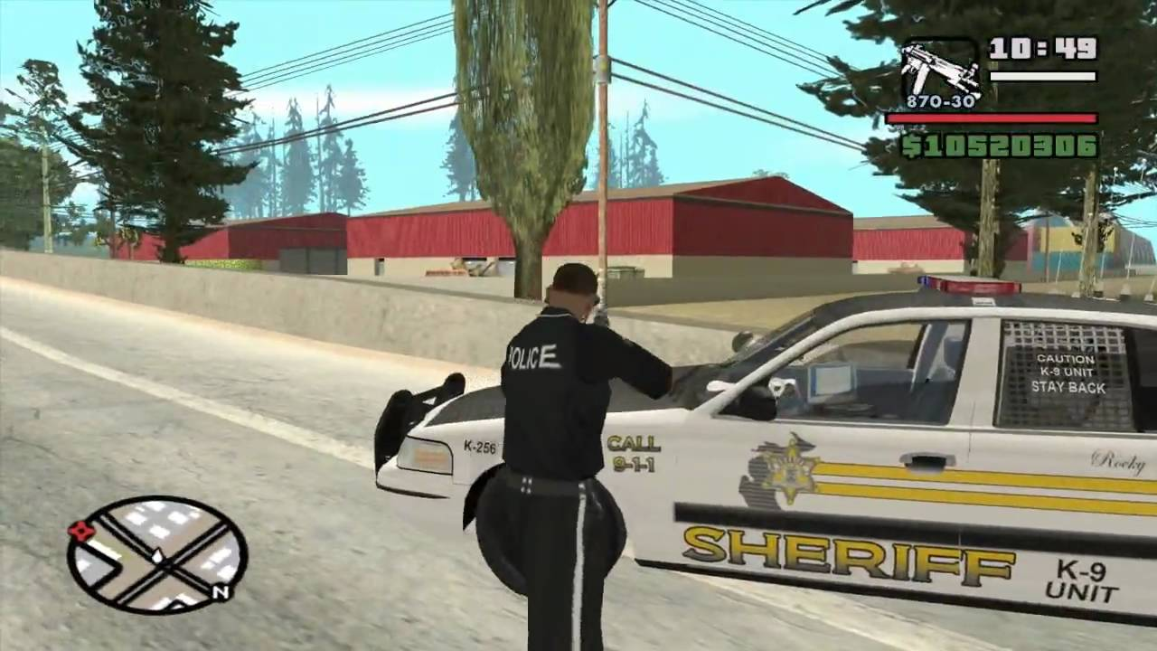 My Ford Credit >> San Andreas Sheriff Department K-9 Units - YouTube