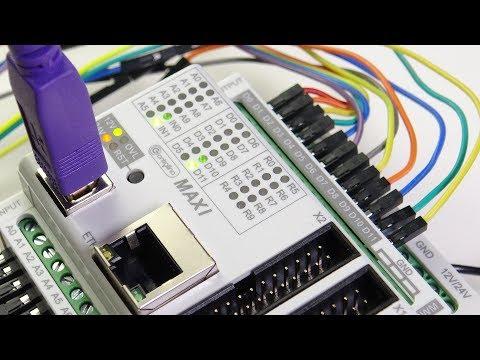 Controllino - ПЛК на базе Arduino