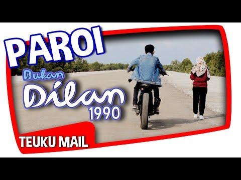 TEUKU MAIL - [BUKAN] DILAN 1990 (PARODI) VERSI ACEH NGAKAK !!!