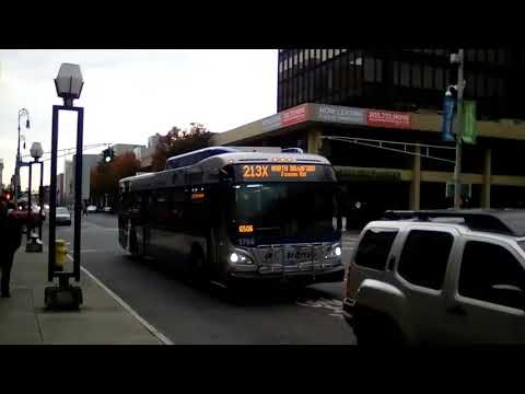 CT Transit Route 213x (L1) to North Branford Intermediate School