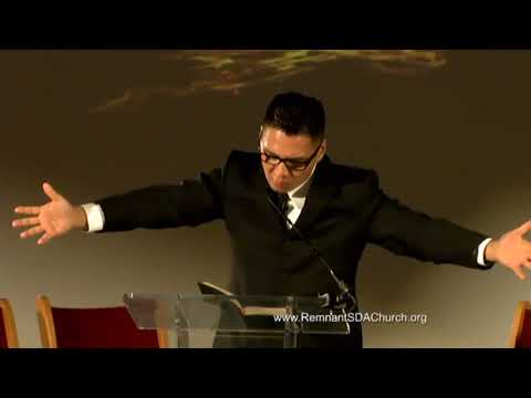 You Got Fire - Sermon on the Mount - Peter Gregory