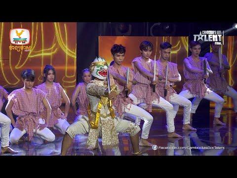 Cambodia's Got Talent Season 2 | Live Show | Final - ក្រុម THE KING