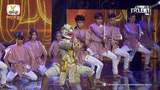 Cambodias Got Talent Season 2 Live Show Final - THE KING