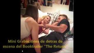 BTS Detrás escena booktrailer The Return Jennifer L. Armentrout