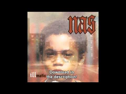 Nas - One Time 4 Your Mind [HD + download]