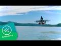 Fundador de Google pasea en su coche volador | El recuento