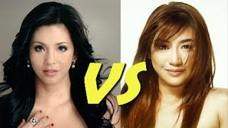 Regine Velasquez vs Morissette Amon Vocal Battle!!!!